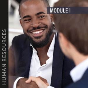 Human resources course module 1