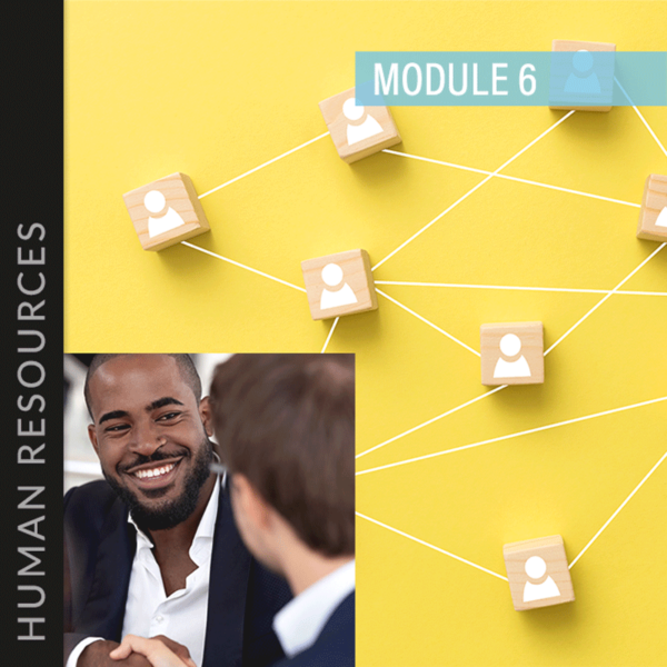 Human resources course module 6